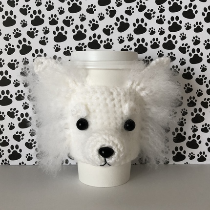 Chihuahua Long Haired Mug Cozy