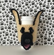 German Shepherd Mug Cozy