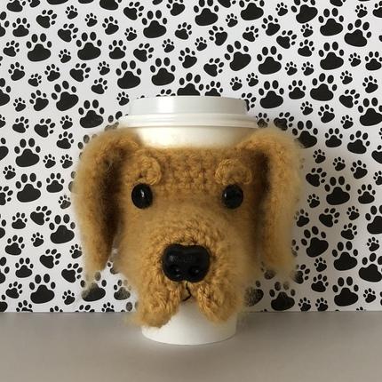 Golden Retriever Mug Cozy
