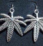 Cannabis Earrings