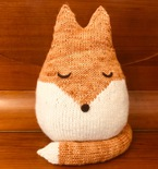 Felix The Fox Knitting Pattern