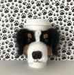 Bernese Mountain Dog Mug Cozy