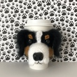 Bernese Mountain Dog Mug Cozy