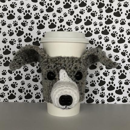 Whippet Mug Cozy