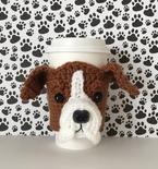 Boxer Puppy Crochet Pattern