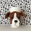 Boxer Puppy Crochet Pattern