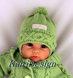 Knitting patterns- Baby hat