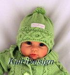 Knitting patterns- Baby hat