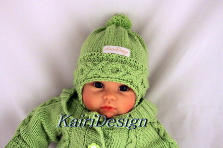 Knitting Patterns Baby Hat Kairidesign S Shop Craftfoxes