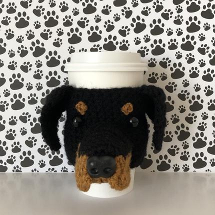 Rottweiler Mug Cozy