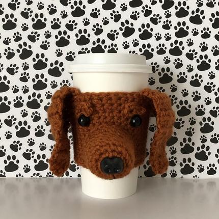 Dachshund Mug Cozy