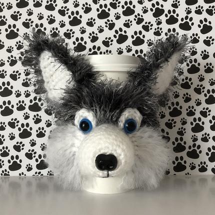 Husky Cup Cozy