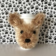 Yorkie Cup Cozy