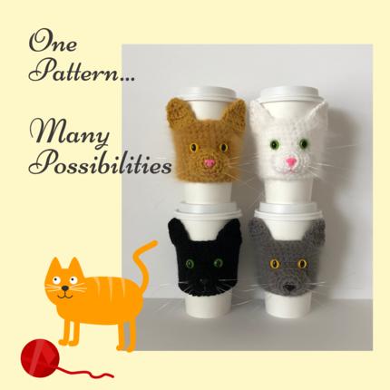 Cat Cup Cozy