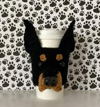 Doberman Cup Cozy