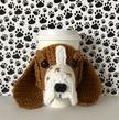 Basset Hound Mug Cozy