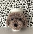 Toy Poodle Cup Cozy