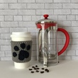 Paw Print Mug Cozy