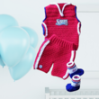 Baby Basketball Outfit