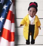 Doll Clothes, Amanda Gorman Outfit
