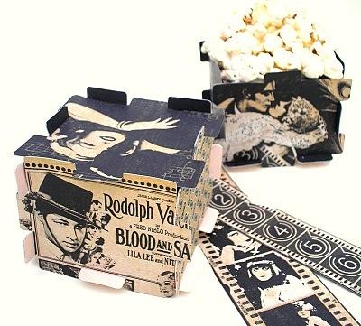 Jigsaw Paper Box