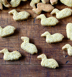 Cheezy Quacker Cracker Recipe