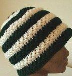 Crochet Star Stitch Hat Pattern