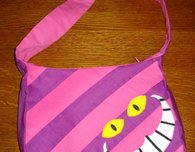 Cheshire Cat Purse