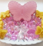 Glass-Cut Butterfly Glycerin Soap