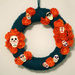Sugar Skull Wreath