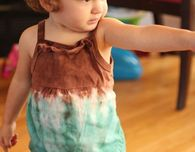 Tie Dye Toddler Outfit