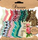 Freebie Printable Dresses