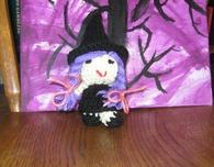 Lil' Witch (Amigurumi)