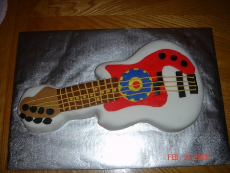 Imagination Movers 'Dave' Birthday Cake