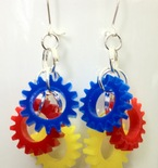 Imagination Movers 'Gearrings' Earrings