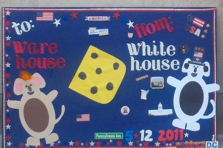 Imagination Movers 'White House Mouse' Poster