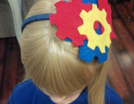 Imagination Movers GearHead Headband