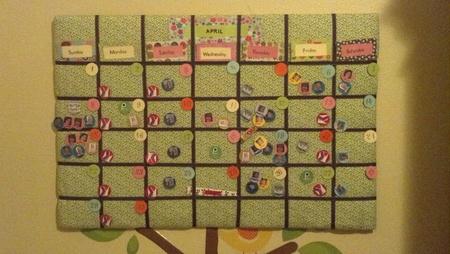 Kid's Activity Calendar