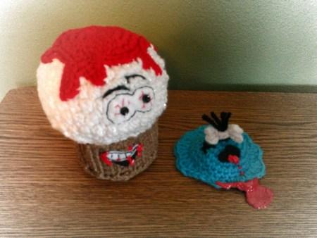 Cupcake and Muffin Top Amigurumi