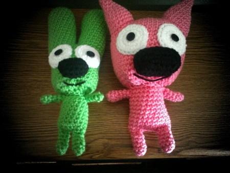 Yoyo & Hoops Amigurumi