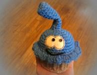 Snork Cupcake Amigurumi