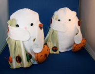 Baby Boo Ghost Sewing Project