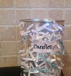 Candle Tin