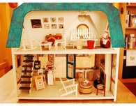 A Miniature Cafe
