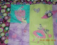 Applique Quilting: Cot Quilts