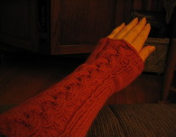 Extra-Long Wrist Warmers