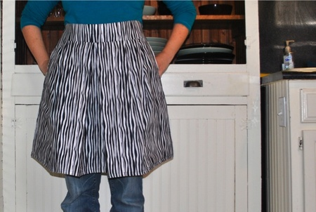 Hot Pad Apron