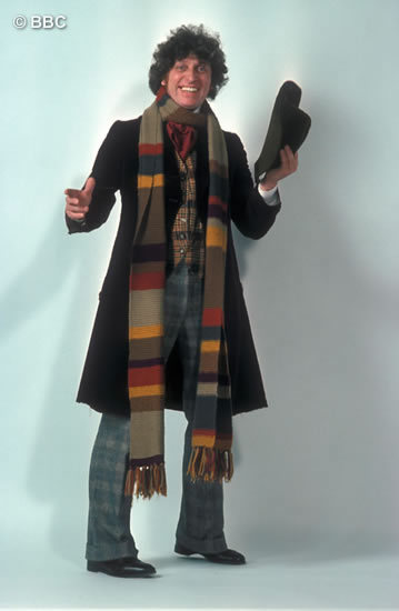 Tom Baker Scarf Knitting Pattern : Doctor Who Scarf Knitting Pattern - Craftfoxes