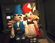 Gnomeo and Juliet Dolls
