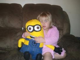 Despicable Me Plush Toy